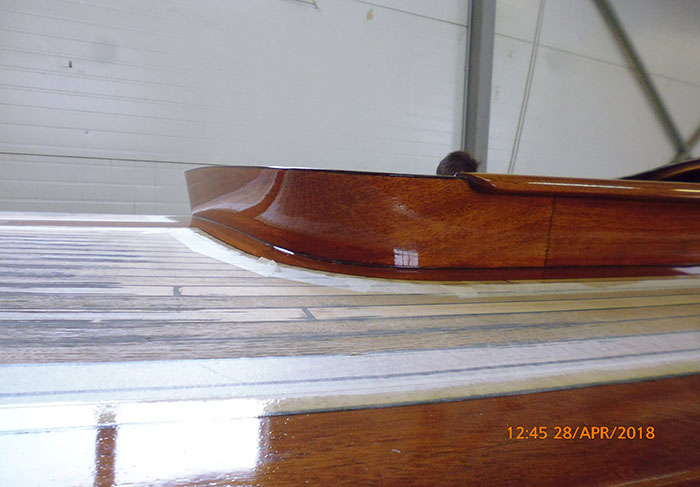 the yacht FIN 46 'Sirkka'
